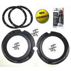 "Vaquero Saddle Bag 8"" Speaker Adapter Ring!"