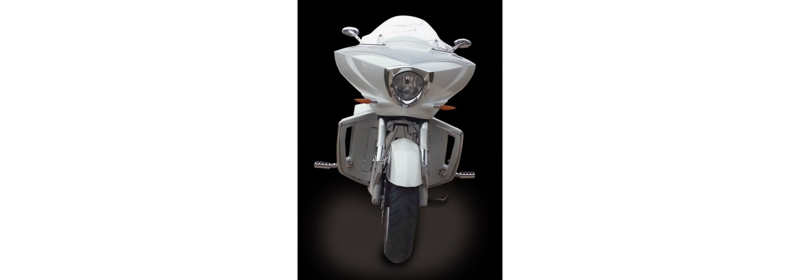 JTD Cycle Parts Motorcycle Lower Fairings