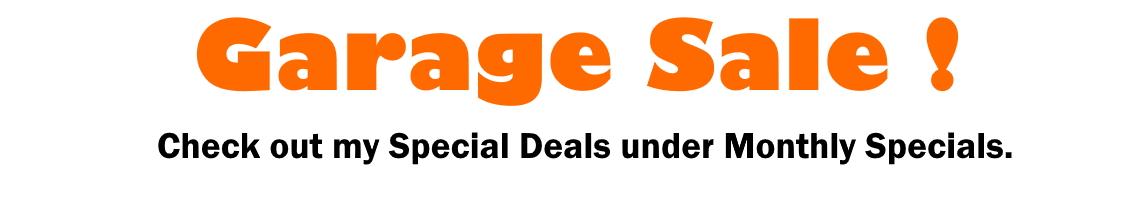 Garage Sale Banner