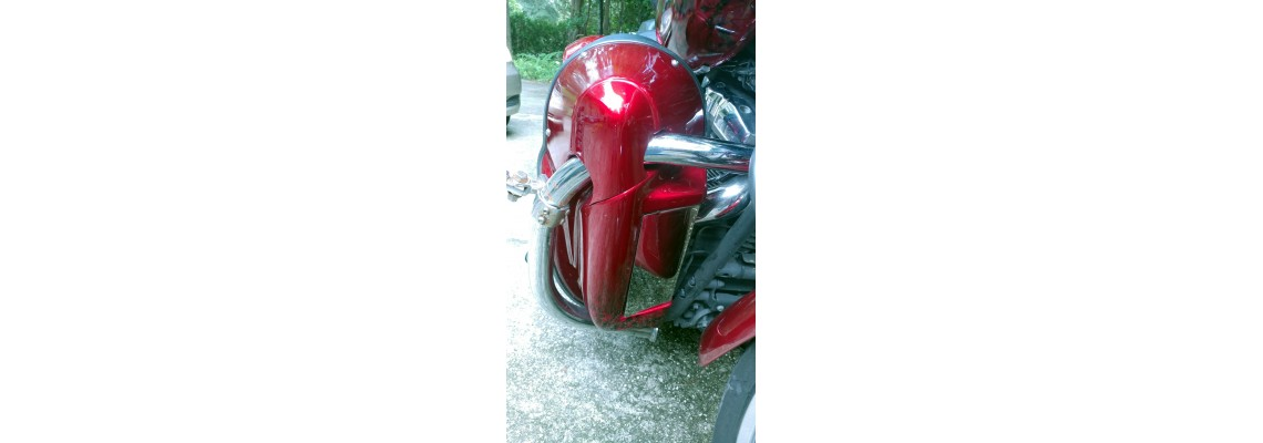JTD Cycle Parts Motorcycle Lower Fairings