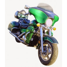 Series-2  Lower Fairings for Kawasaki Motorcycles