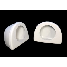 "Series-2  Standard  6  1/2"" Speaker Compartments"