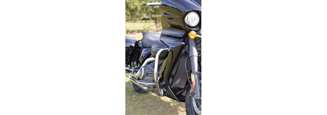 Kawasaki Vaquero Speaker Pods by JTD Cycle Parts